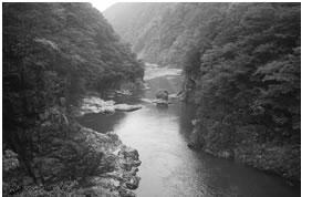 龍王峡へのアクセス